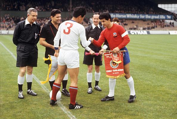 Corea del Norte y Chile en Copa del Mundo Inglaterra 1966, 15 de julio