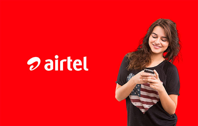 airtel recharges