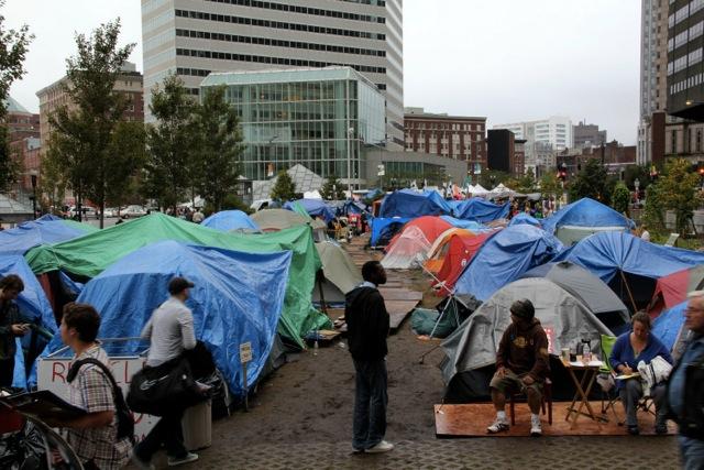 Tent City USA
