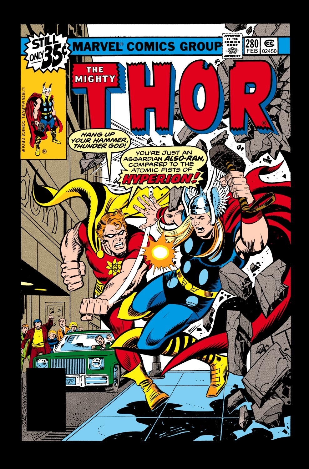 Thor (1966) 280 Page 1