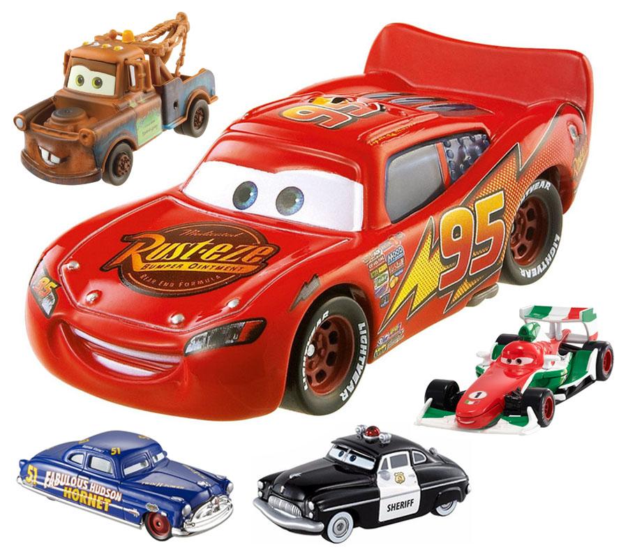 Croak infantil juguetes carro cars rayo mcqueen disney pixar mattel croak - Juguetes de cars disney ...