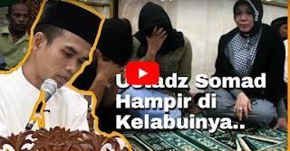 PENGAJIAN GEGER !! Syiah Muncul Di Pengajian Ustadz Abdul Somad Lc [Video]