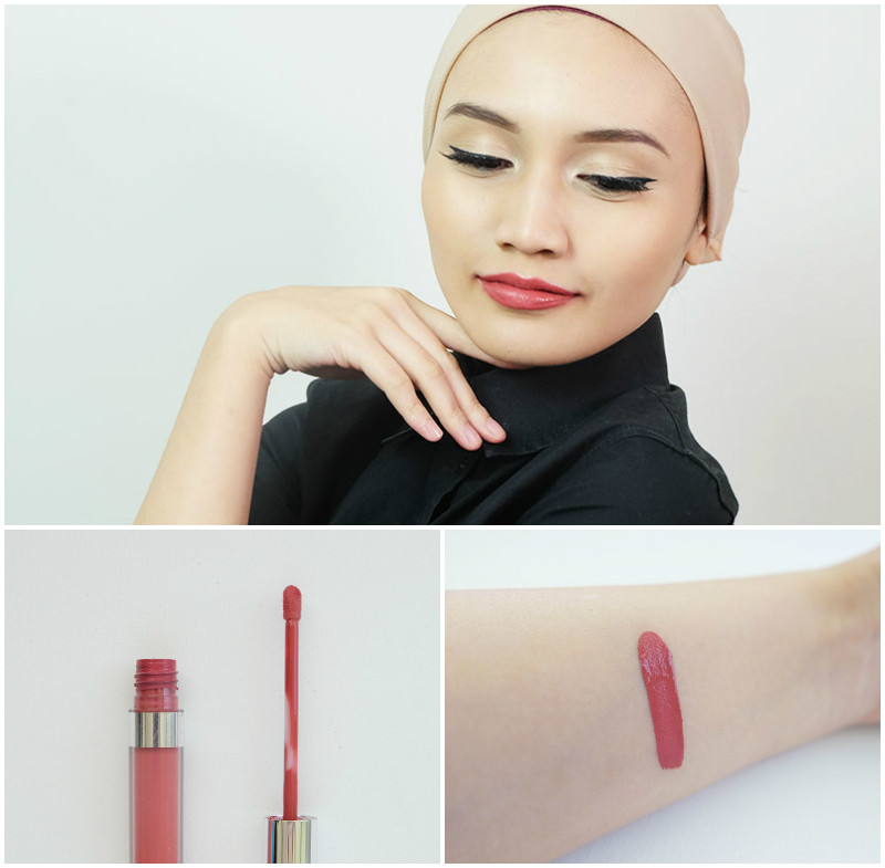 Bash Harry Brunei Beauty Blogger Review ColourPop Ultra Matte Lip in Bumble