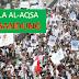 Warga Kota Bandung Gelar Aksi Bela Al-Aqsa