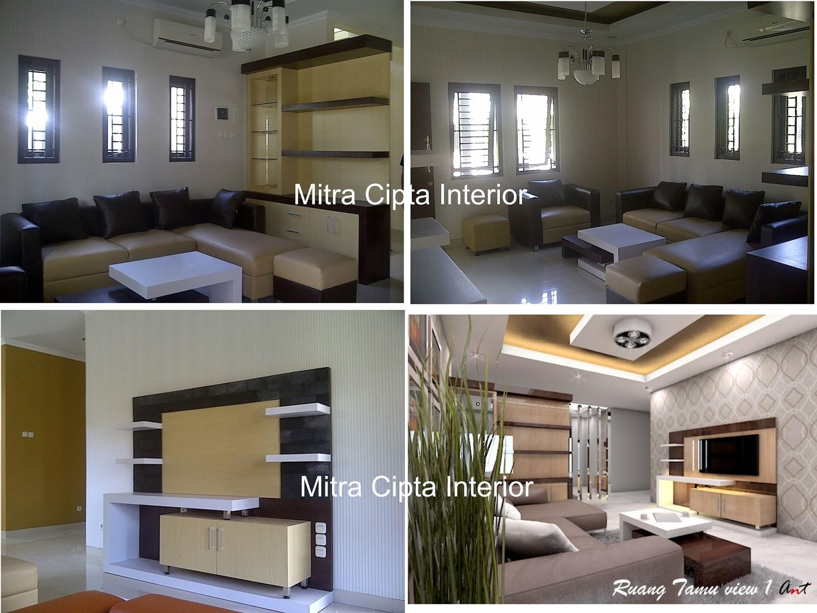 Interior Ruang Foyer : Interior design furniture jogja mitra cipta