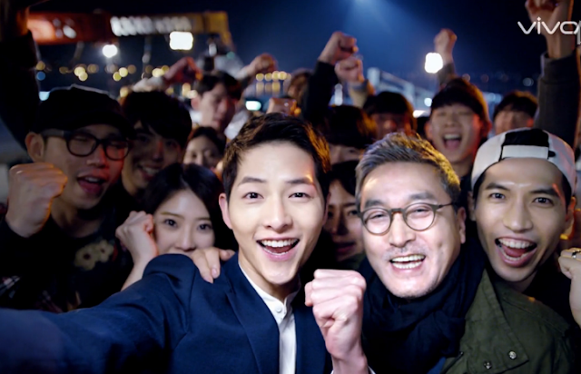 Song Joong Ki Vivo X7