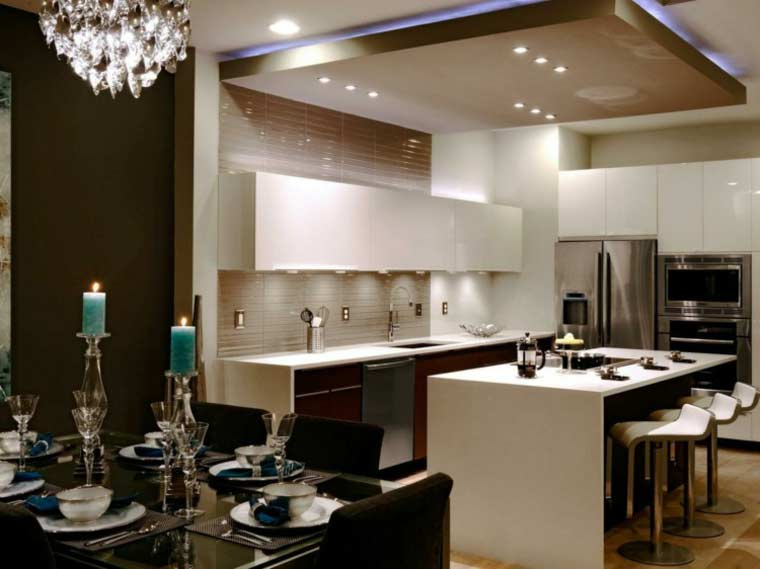 Latest False Ceiling Design 2019 For Kitchen