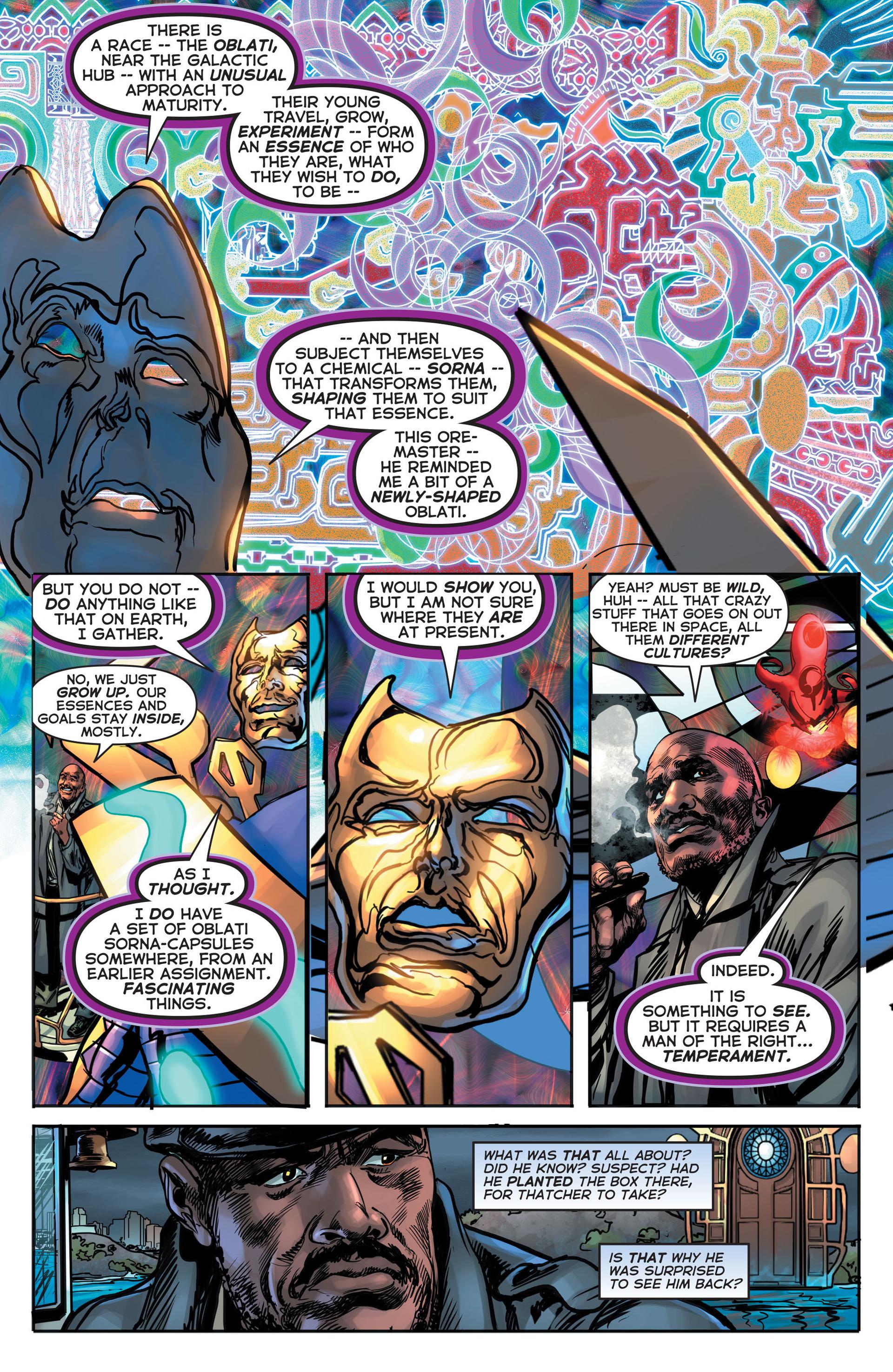 Read online Astro City comic -  Issue #6 - 17
