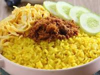 Resep Nasi Kuning Praktis dan Sederhana