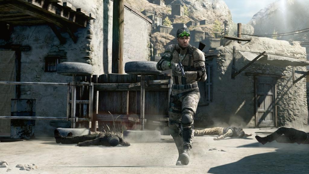 Novo jogo da série Splinter Cell pode estar em desenvolvimento
