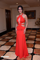 Alankrita new actress in Red Deep Neck Gown Stunning Pics ~  Exclusive Galleries 008.jpg