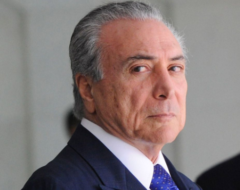 Brazilian President, Michel Temer hospitalized for blocked urinary tract