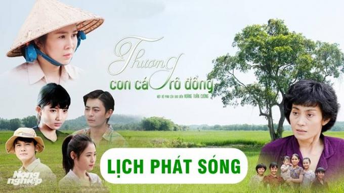 Thương Con Cá Rô Đồng - VTV3 (2021)