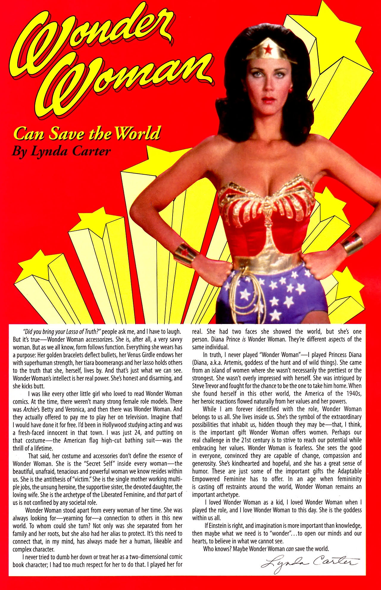 Read online Wonder Woman (2006) comic -  Issue #600 - 2