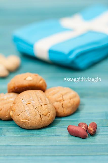 Peanut nutter cookies