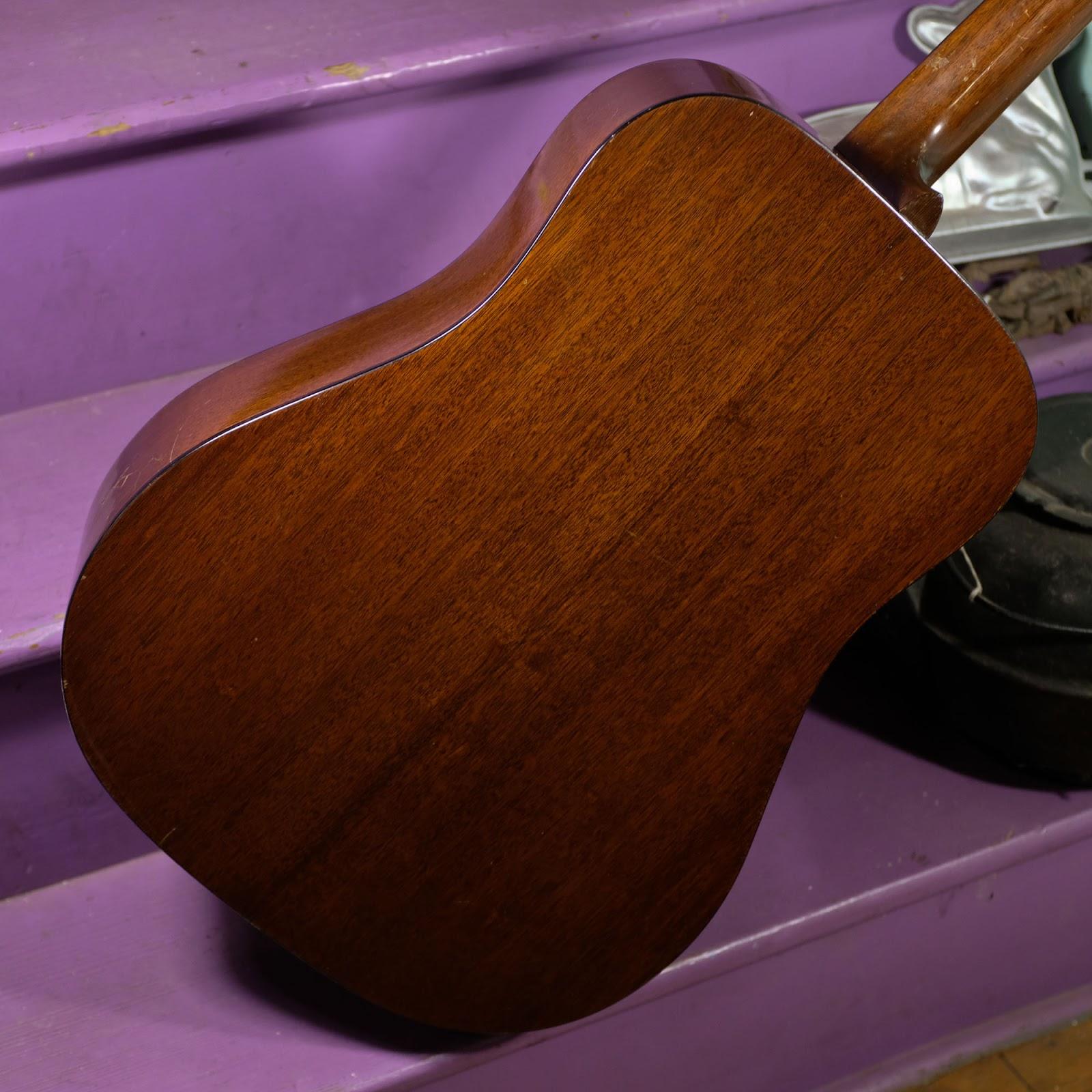 1962 martin d 18 dreadnought guitar. Black Bedroom Furniture Sets. Home Design Ideas