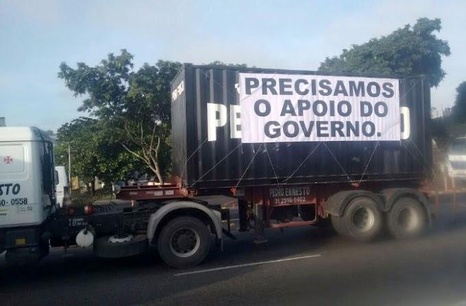 Comissão permanente desconhece roubo de cargas destinadas ao Porto do Rio