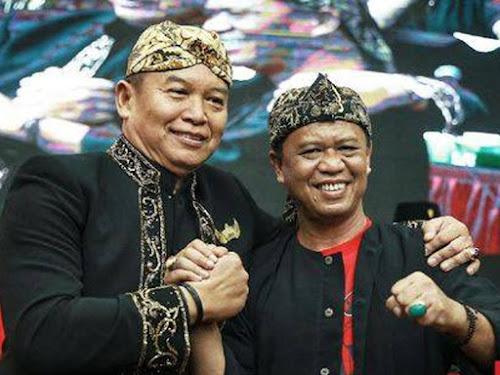 Profil TB Hasanuddin dan Anton Charliyan