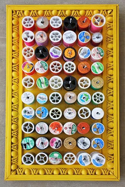 Favorito Organizzare la craft room 10 idee fai da te | donneinpink magazine UJ68