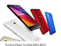 Harga Telefon Terkini Asus Zenfone Go Malaysia 2016