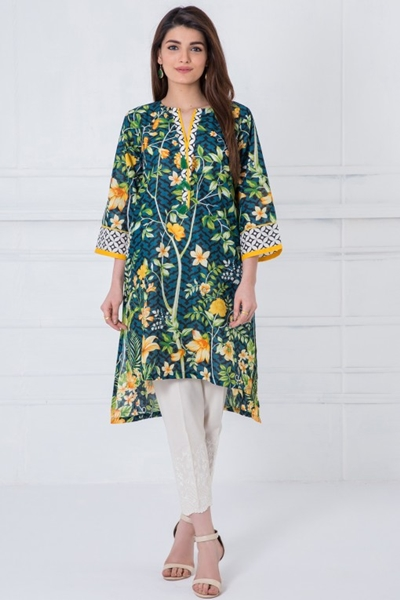 Khaadi Pret Collection Spring-Summer 2017-2018