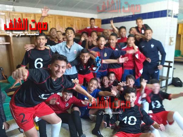 أولمبي الشلف في نهائي كأس الجمهورية
