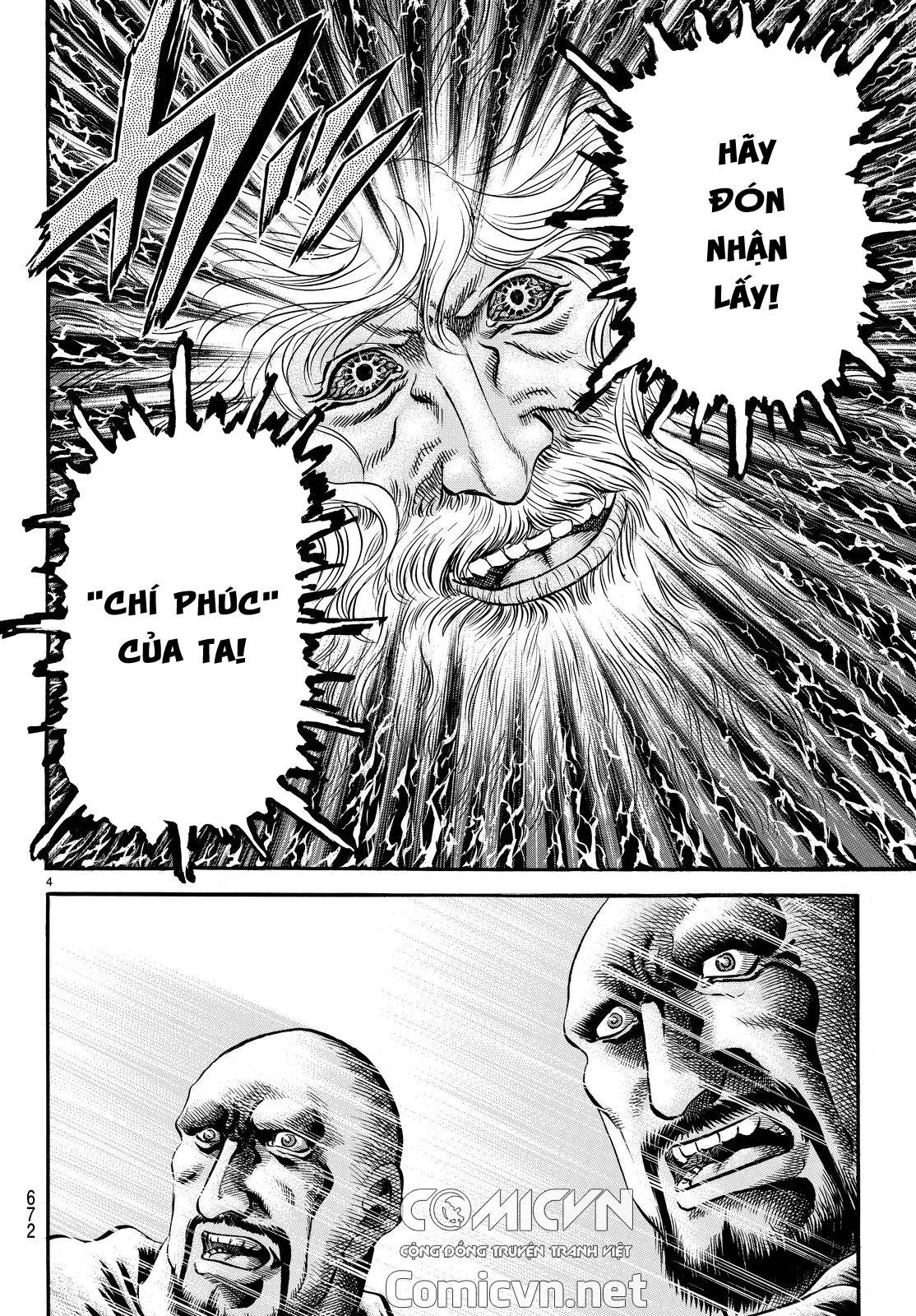 Chú Bé Rồng - Ryuuroden chap 274 - Trang 4