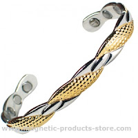A beautiful magnetic bangle from Magnetic Products Store