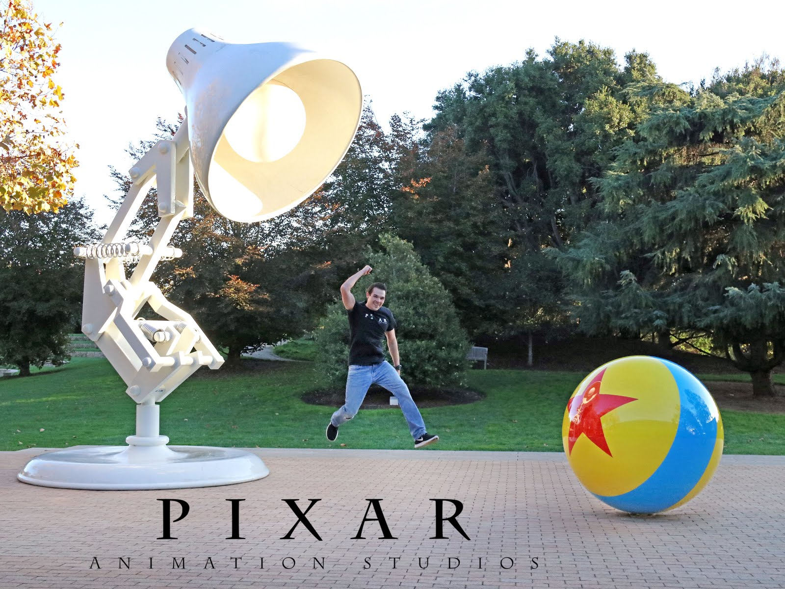 my experience at pixar studios tour