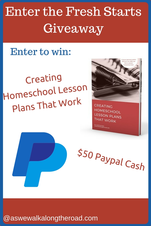 PayPal cash homeschool giveaway