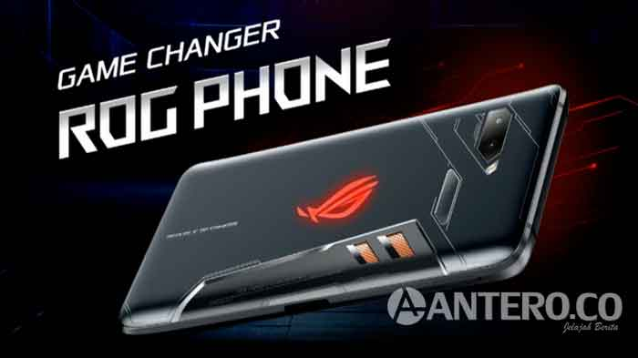 Asus ROG Phone | Harga Spesifikasi | Review HP Indonesia