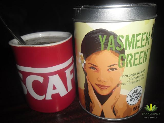 Herbata Yasmeen Green