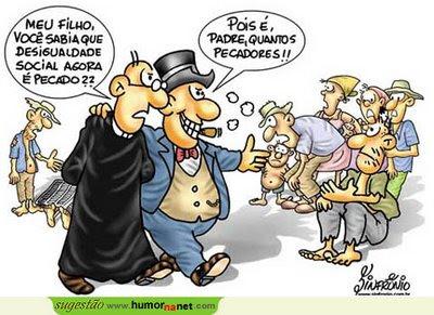 O que significa desigualdade social resumo