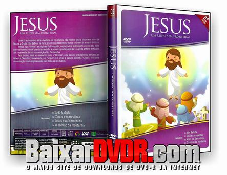 Jesus: Um Reino Sem Fronteiras Vol. 02 (2018) DVD-R