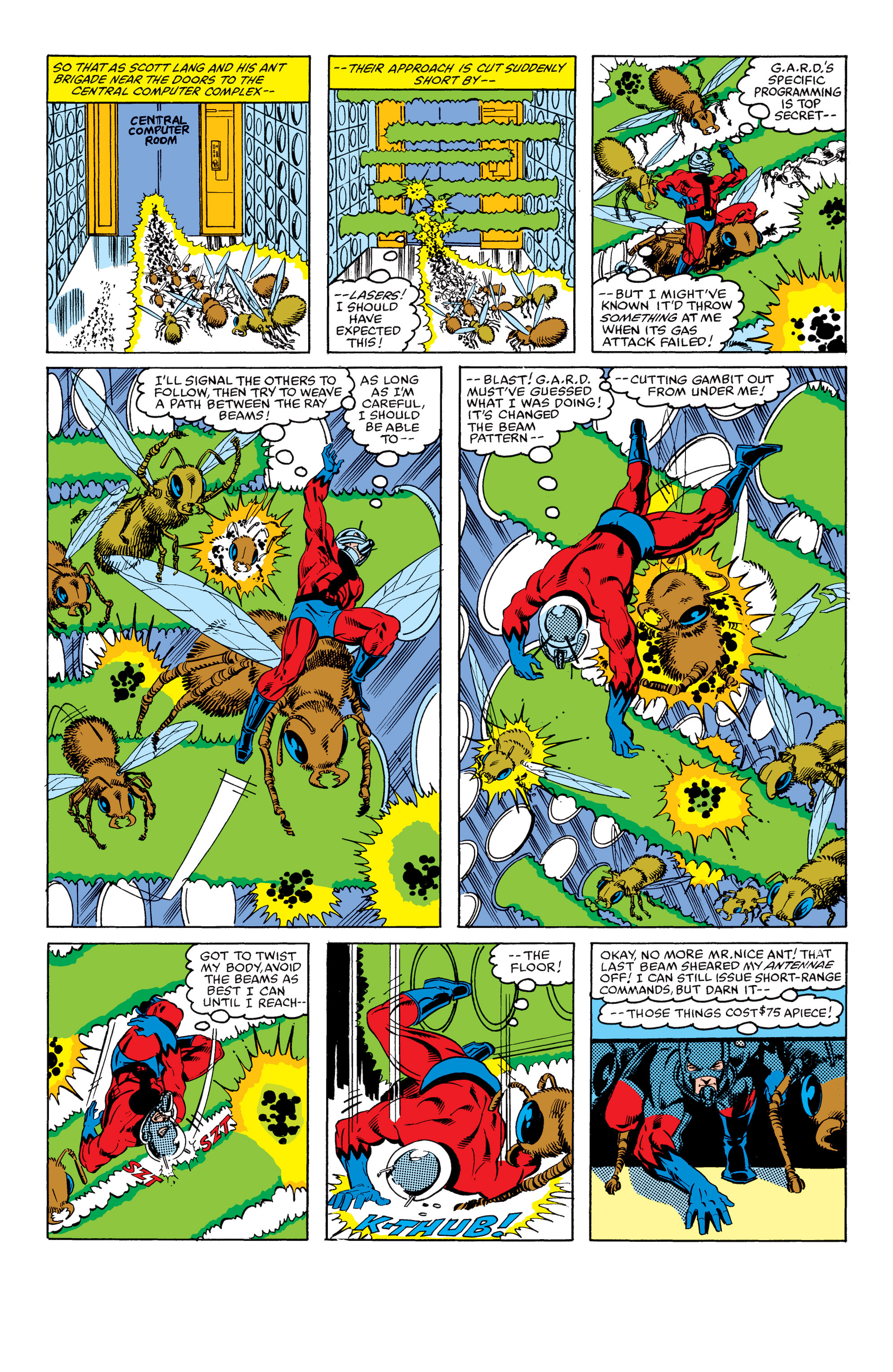 Read online Ant-Man comic -  Issue #Ant-Man _TPB - 174