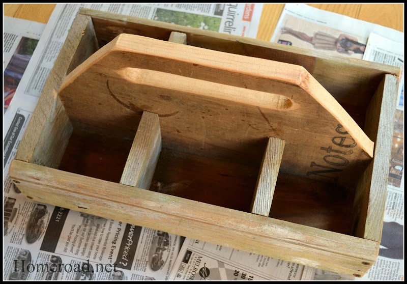 How to Build a Craft Toolbox Organizer