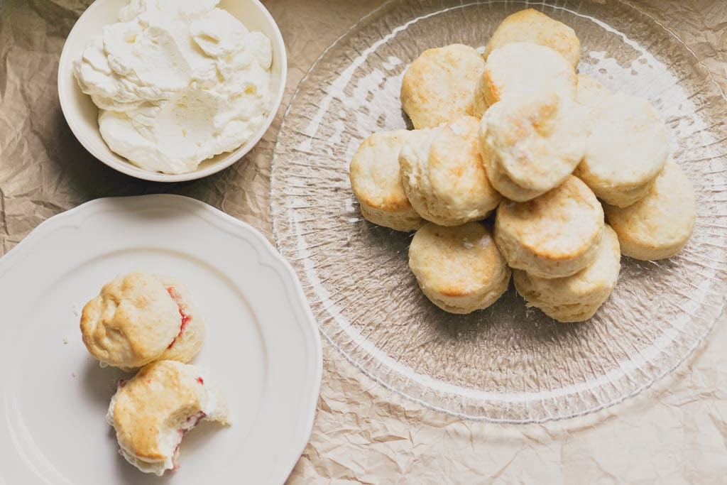 Perfect Butter Scones