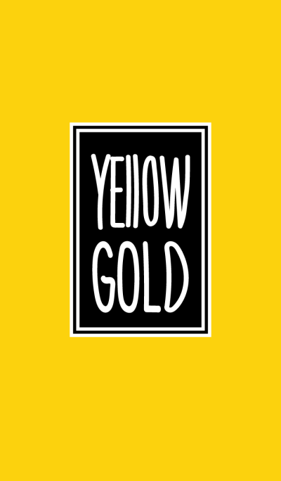 Simple yellow gold Theme WV