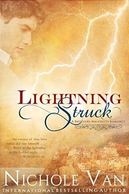 Heidi Reads... Lightning Struck by Nichole Van
