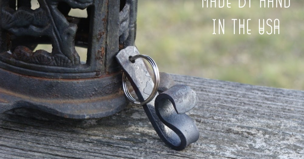 diy blacksmithing the unbreakable bottle opener keychain. Black Bedroom Furniture Sets. Home Design Ideas