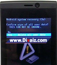 Hard reset Advan S35-3 www.divaizz.com