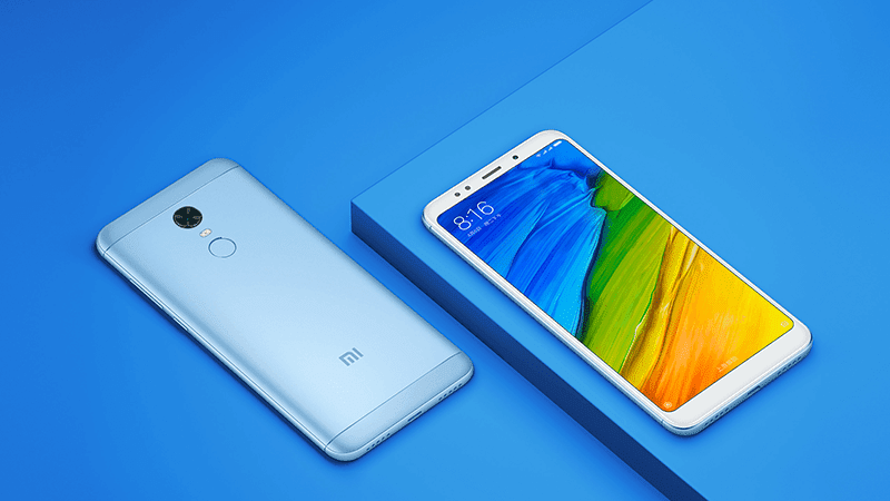 Xiaomi Redmi 5 and Redmi 5 Plus now official