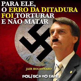 Resultado de imagem para fotos e imagens bizarras da ditadura militar no brasil - facebook