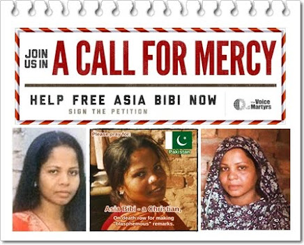 Petition for Asia Bibi