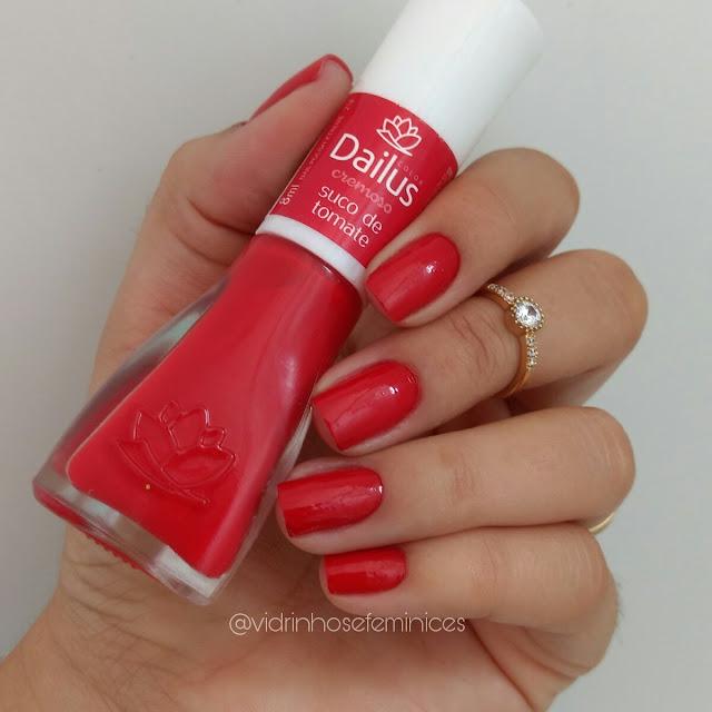 Suco de tomate - Dailus