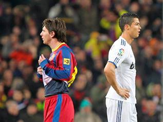 مباراة الكلاسيكو ريال مدريد