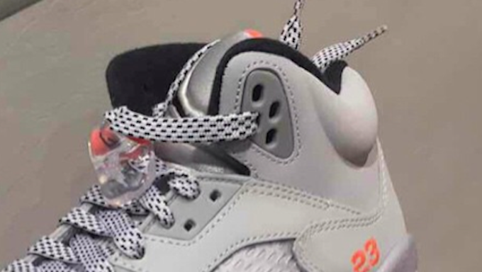 sports shoes b6d3c b279e The latest Jordan Brand grade school model to hit the surface is the Air  Jordan 5 GS