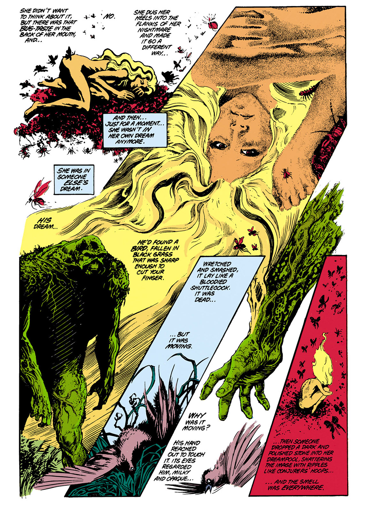 Swamp Thing (1982) Issue #29 #37 - English 13