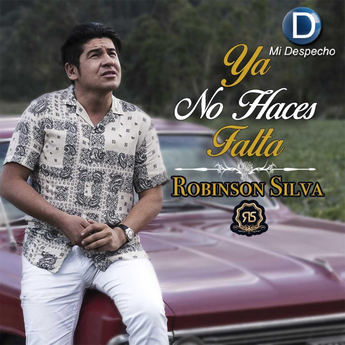 Robinson Silva Ya No Haces Falta Frontal