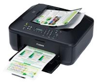 Tout-en-un Office compact, élégant et abordable avec télécopie offrant un chargeur automatique de documents intégré de 30 pages, des cartouches XL éco-encre, des impressions et des copies à grande vitesse.